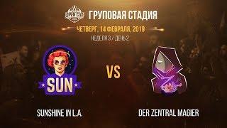 SiLA vs DZM, game 1