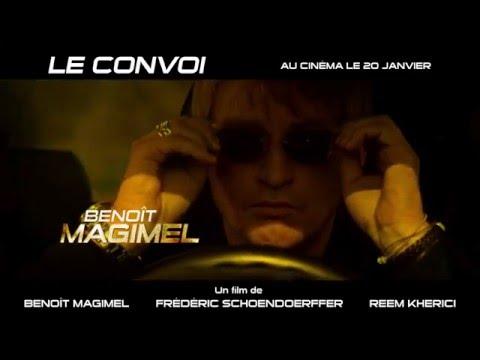 Fast Convoy / Le Convoi (2016) - Trailer (French)