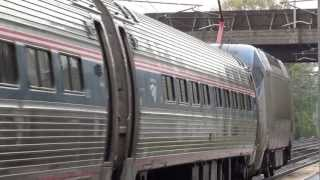 Old Saybrook (CT) United States  city pictures gallery : Amtrak Northeast Regional and Acela Express at Old Saybrook, CT
