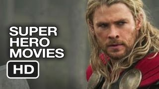 Superhero Movies New Photos - Thor 2, Spider-Man 2,&Man Of Steel HD
