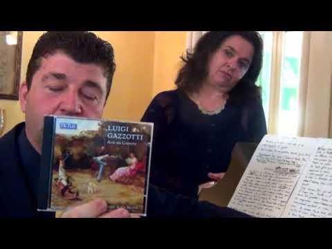 Intervista al soprano Cristina Barbieri e al M° Luca Saltini