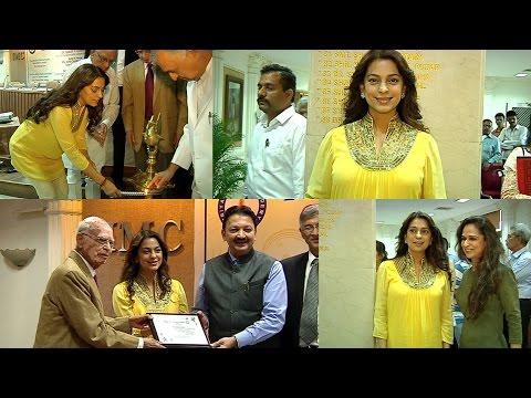 Priyadarshni Academy 33RD Annivaersary Litterary Awards Chief Guest Juhi Chawla