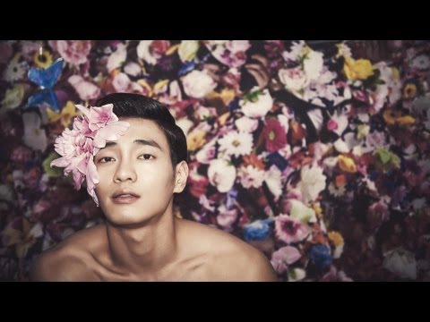 Men's Hair Style_ VOID Flower project 2013