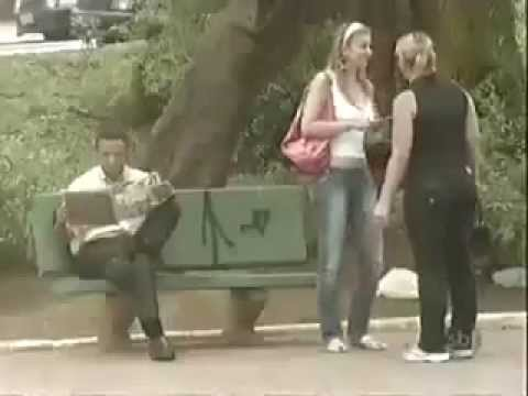 prankster - One of the old & funniest prank ever made.. But the prankster get beaten up by the public.. :D :D Hilarious, Watch it till the end.. If you liked the video, ...