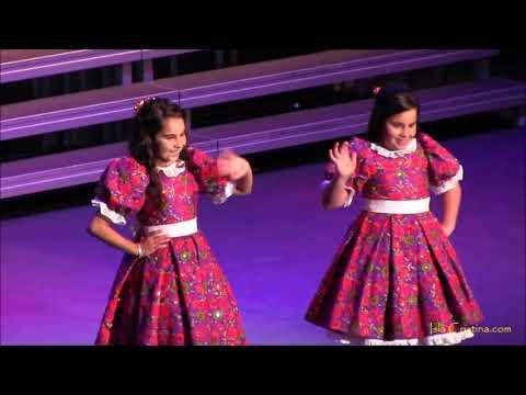 Coronación Reina Infantil Carnaval de Isla Cristina 2018