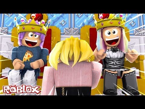 OUR SERVANT MADE US PROM QUEEN & KING! - Roblox Royal High w/ Cybernova & Cheridet!