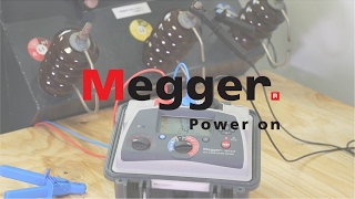 Megger Insulation Testers (MIT) over 5 kV, the industrial tester range