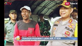 Video Niman, Nelayan yang Nyaris Jadi Korban Lion Air JT 610 - BIP 31/10 MP3, 3GP, MP4, WEBM, AVI, FLV November 2018