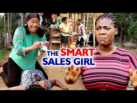 THE SMART SALES GIRL FULL MOVIE -  Mercy Johnson Latest Nigerian Movie Nollywood Full HD
