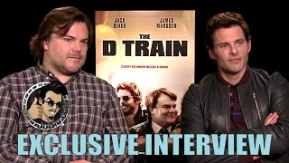 Nonton Jack Black   James Marsden Interview   The D Train  2015  Joblo Com Exclusive Hd Film Subtitle Indonesia Streaming Movie Download