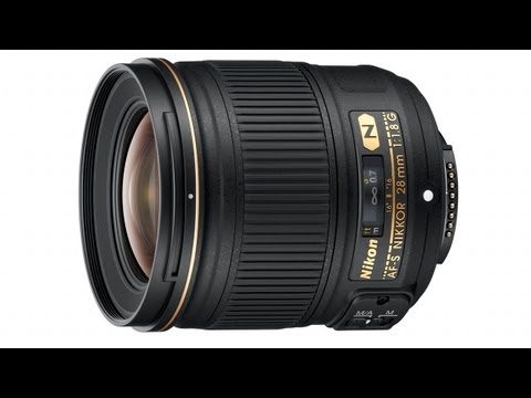 Nikon 28mm f1.8G - Preview