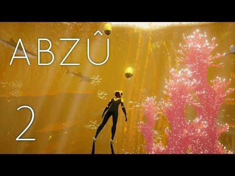 ABZU - Прохождение игры на русском [#2] PC