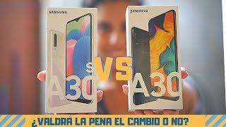 Galaxy A30 Vs Galaxy A30s│Mira este VIDEO antes de COMETER UN ERROR