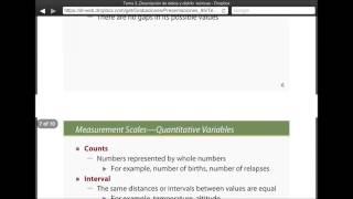 Umh2072 2013-14 Tema 3.1A Análisis Exploratorio De Datos. Introducción