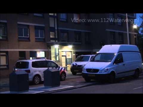Dode bij steekpartij; 1 verdachte aangehouden | 29-05-2013 | Dordtsestraatweg, Rotterdam