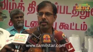 R. K. Selvamani Talks about Piracy Issue