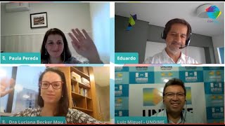Videoconferência - Custo da reabertura de creches e pré-escolas públicas no contexto da Covid-19