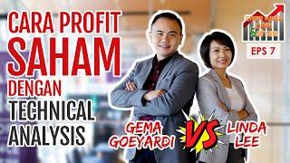 Video #CARAKAYASAHAM Ep 7 :: CARA Profit Saham Dengan Technical Analysis MP3, 3GP, MP4, WEBM, AVI, FLV November 2018