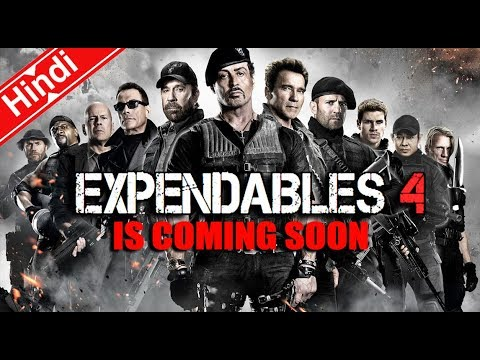 EXPENDABLES 4 Is Coming Soon (Explain In Hindi)