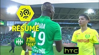 Video AS Saint-Etienne - FC Nantes (1-1)  - Résumé - (ASSE - FCN) / 2016-17 MP3, 3GP, MP4, WEBM, AVI, FLV Agustus 2017