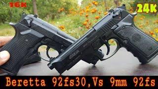 30 bore vs 30 bore shooting