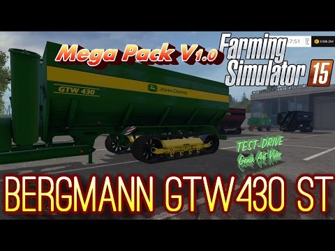 Bergmann GTW430 ST Mega Pack v1.0