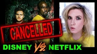 Luke Cage & Iron Fist Cancelled by Beyond The Trailer