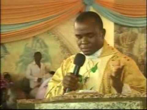 THE LORD IS MY PORTION REV FR  EJIKE MBAKA