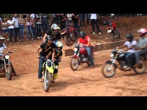 FIÃO JUNIOR 2013 GINCANA DE MOTOS EM NOVA BRASILANDIA