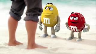 Funny M&M's commercial where Red and Yellow appear on a desert island as part of a Genie's wish.Watch More Great Commercials - Subscribe ➜ http://goo.gl/3oCEE8Share this Video: ➜ http://youtu.be/RNHX88pOnu0▰▰▰▰▰▰▰▰▰▰▰▰▰▰▰▰▰▰▰▰▰▰▰▰▰▰▰▰▰▰▰▰CREDITS➢ Title: Wish➢ Brand: M&M's http://www.youtube.com/user/mmschocolate➢ Country: USA➢ Year: 2011➢ Tagline: Can't Resist M➢ Advertising Agency: BBDO, New York, USA➢ Directors: Pontus Höfvner, Sam Ng➢ Agency Producer: Bob Emerson➢ Creative Directors: Tim Bayne, Lauren Connolly➢ Art Director: Mike Hanley➢ Copywriter: Geoff Bentz➢ Account Supervisor: Justin Zerrenner➢ Editor: Maury Loeb➢ Production: Traktor➢ Producers: Rani Melendez & Richard Ulfvengren➢ Executive Producer: James Razzall➢ VFX: Framestore, Laika Studios➢ VFX supervisor: Murray Butler➢ Lead Flame Artist: Raul Ortego▰▰▰▰▰▰▰▰▰▰▰▰▰▰▰▰▰▰▰▰▰▰▰▰▰▰▰▰▰▰▰▰★ ★ CHECK THIS OUT:http://www.youtube.com/watch?v=PtYLipxzVN8http://www.youtube.com/c/ViralNation1http://www.youtube.com/playlist?list=PLZppASF5tn2lKbzh0swFq5gS4zgO7BKuqThanks for watchingWish - M&M's