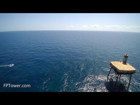 Frying Pan Tower - 4K Drone Footage - 2 of 22