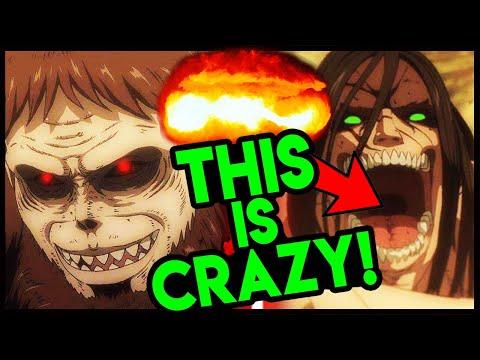 LEVI KILLS ZEKE?! Eren's NEW Titan Power! | Attack on Titan Season 4 Episode 7