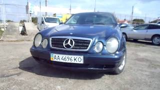 видео авто Mercedes-Benz CLK 23 в кредит