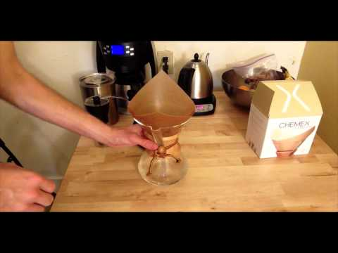 Coffee Maker Review: Chemex 6 Cup