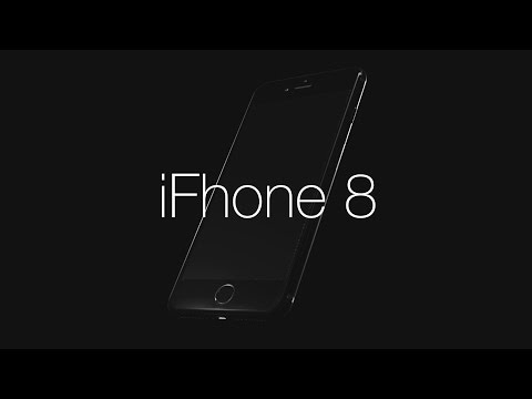 iFhone 8 Commercial Leaked! (видео)