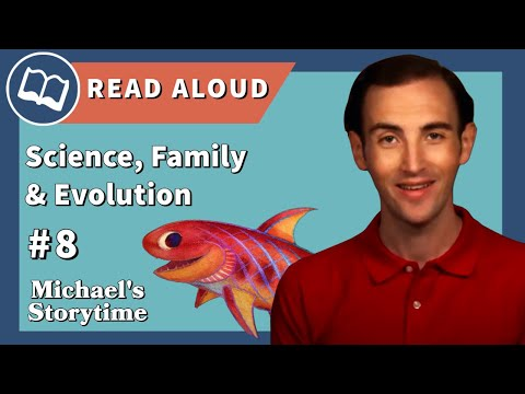 MICHAEL'S STORYTIME: Grandmother Fish: A Child's First Book of Evolution   Science Book for Kids