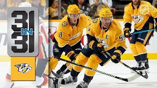 31 in 31: Nashville Predators 2019-20 Season Preview | Prediction by NHL