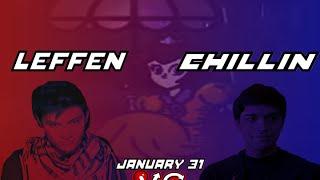 Unofficial Leffen vs Chillin Salty Suite promo