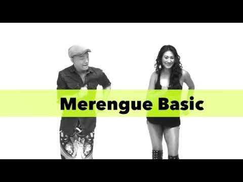 Меренге: основные элементы. Урок видео онлайн.