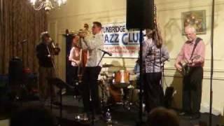 'Gentleman' Jim McIntosh's Jazzaholics At Tunbridge Wells Jazz Club, November 2009