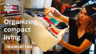 How to organize a tiny home