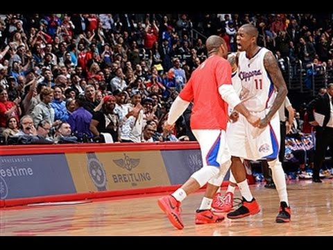 Video: Jamal Crawford Erupts for 21-Points in 4th Quarter