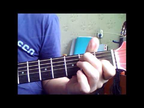 Трофимов - Московская песня (Аккорды на гитаре)