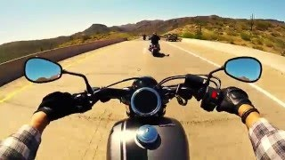 8. 2014 Yamaha Star Bolt R-Spec Day Cruise Full HD