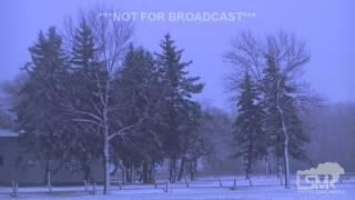 Crookston (MN) United States  City pictures : 11-5-15 Crookston, MN Snowfall