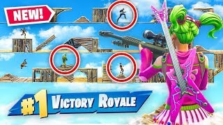 Download Video Extreme DEATH RUN In Fortnite Battle Royale! MP3 3GP MP4
