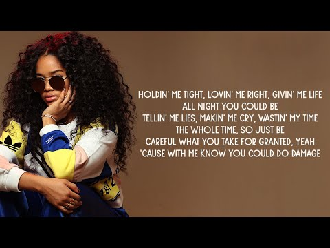 H.E.R. - Damage (Lyrics)