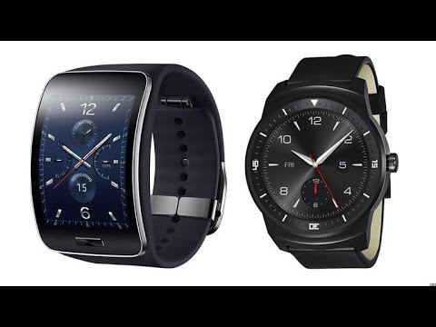 samsung - http://www.cnet.com/cnet-update/ Perhaps Samsung and LG are worried Apple might reveal an iWatch? Both companies promote updated smartwatches, the Samsung Gear S and the LG G Watch R, even...