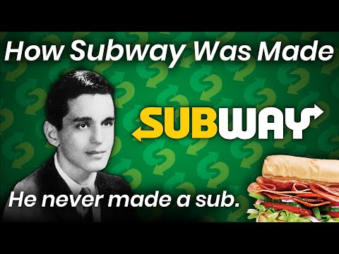 The Broke Student Who Invented Subway
