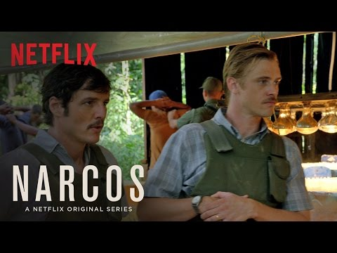 Narcos | Official Trailer 2 [HD] | Netflix